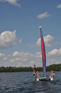 Sailing North Star Camp